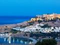 RHODES-LINDOS, Grecia